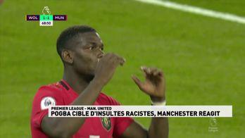 Pogba cible d'insultes racistes