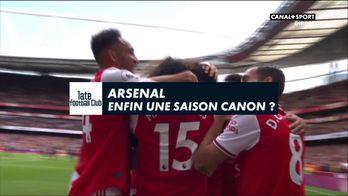 Arsenal, enfin une saison canon ?