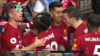 Le résumé de Liverpool / Arsenal