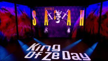 Mohamed Salah est le premier King Of Ze Day !