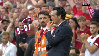 Arsenal / Liverpool : le souci du détail !