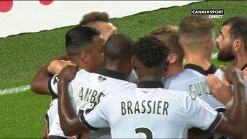L'ouverture du score de Valenciennes