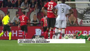 Résumé de Guingamp / Valenciennes
