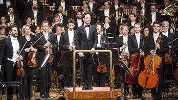 Gergely Madaras dirige l'Orchestre philharmonique de Liège : Boesmans, Ravel