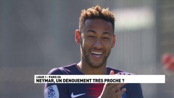 Neymar, un dénouement très proche ?