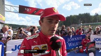 """Leclerc : """"C'est très difficile de gagner dans cette situation"""""""