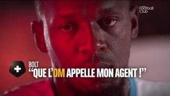 Interview d'Usain Bolt