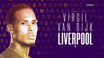 L'ascension de Virgil van Dijk