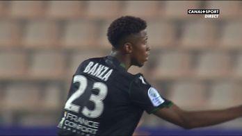 Banza égalise pour Lens en fin de match !