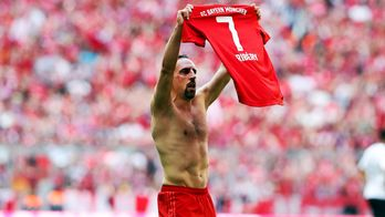 Franck Ribéry Deutsch marque