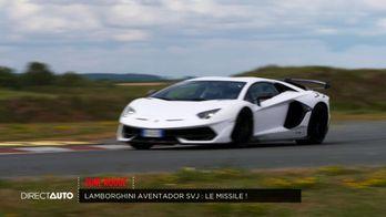 Zone Rouge : Lamborghini Aventador