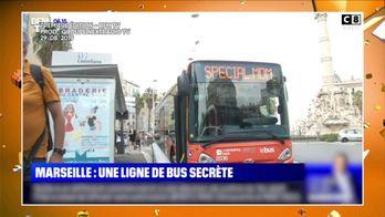 Marseille : une ligne de bus secrète crée la polémique