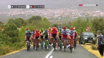 19e étape : Avila - Toledo (165,2 km)