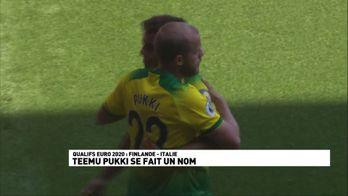 Teemu Pukki meilleur buteur de Premier League