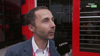 """Nicolas Todt : Charles Leclerc """"bluffe tout le monde"""""""