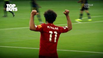 Le top buts de Premier League !