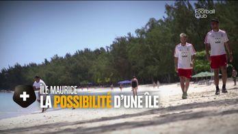 Île Maurice, la possibilité d'une île