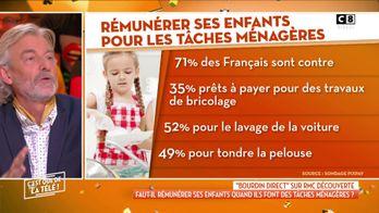 Faut-il rémunérer ses enfants quand ils font des tâches ménagères ?