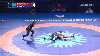 Sport de combat - Championnats du monde 2019