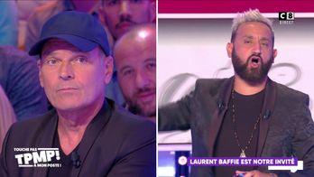 Laurent Baffie répond aux questions de Cyril Hanouna