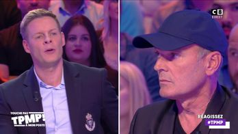 Laurent Baffie répond aux questions de Matthieu Delormeau