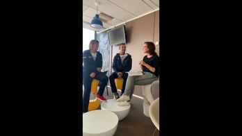 Marie Riou : L'entrainement sur simulateur