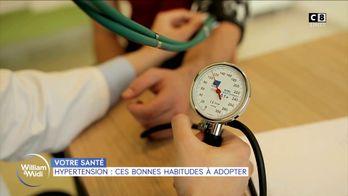 Hypertension : ces bonnes habitudes à adopter