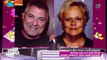 Muriel Robin et Jean-Marie Bigard : retour sur le clash des deux humoristes