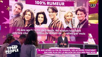 """Les acteurs de """"Friends"""" touchent encore des millions de dollars par mois"""