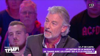 """Gilles Verdez : """"Tout est déjà décidé à l'avance dans Danse avec les stars"""""""