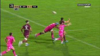 """21"""" Tabidze conclut un magnifique troisième essai pour Bordeaux-Bègles"""