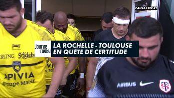 Le résumé de La Rochelle / Toulouse