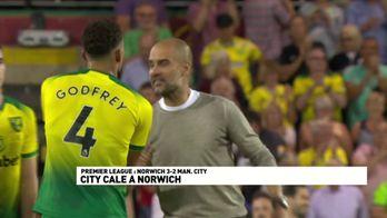 Le résumé de Norwich / Manchester City
