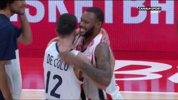 Les basketteurs français médaillés de bronze !