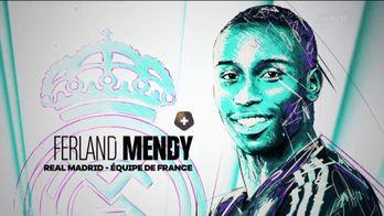 Interview de Ferland Mendy