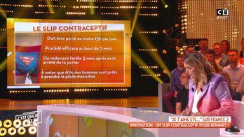 Innovation : Un slip contraceptif pour hommes
