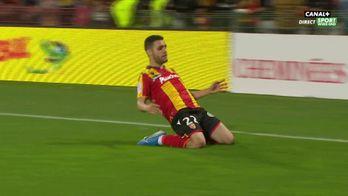 Lens ouvre le score sur penalty contre Châteauroux