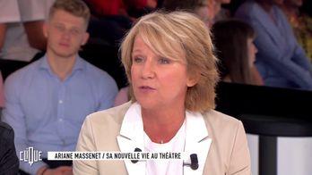 Ariane Massenet : Sa nouvelle vie au théâtre