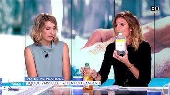 Liquide vaisselle : attention danger !