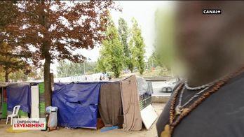 """""""La colline du crack """" à Paris : Point de rencontre des destins brisés par la vie"""