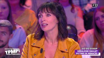 Géraldine Maillet menacée de mort