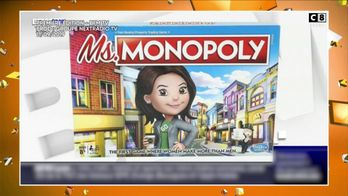 Dans un nouveau Monopoly, les femmes gagnent plus que les hommes