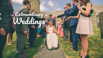 Extraordinary Weddings : Sans voix et sans souvenir