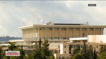 Législatives en Israël : Netanyahu et Gantz à égalité