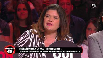 Affaire Jean-Luc Mélenchon : des images de la perquisition non dévoilées