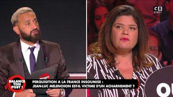 "Raquel Garrido : ""Durant son procès, Jean-Luc Mélenchon était très calme"""