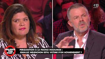"""Eric Naulleau : """"Jean-Luc Mélenchon n'est pas victime d'un acharnement"""""""