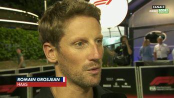 Grosjean confirmé chez Haas pour 2020