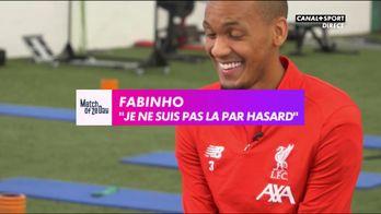 """Fabinho - """"Je ne suis pas là par hasard"""""""