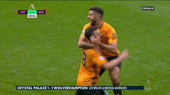 Crystal Palace 1-1 Wolverhampton